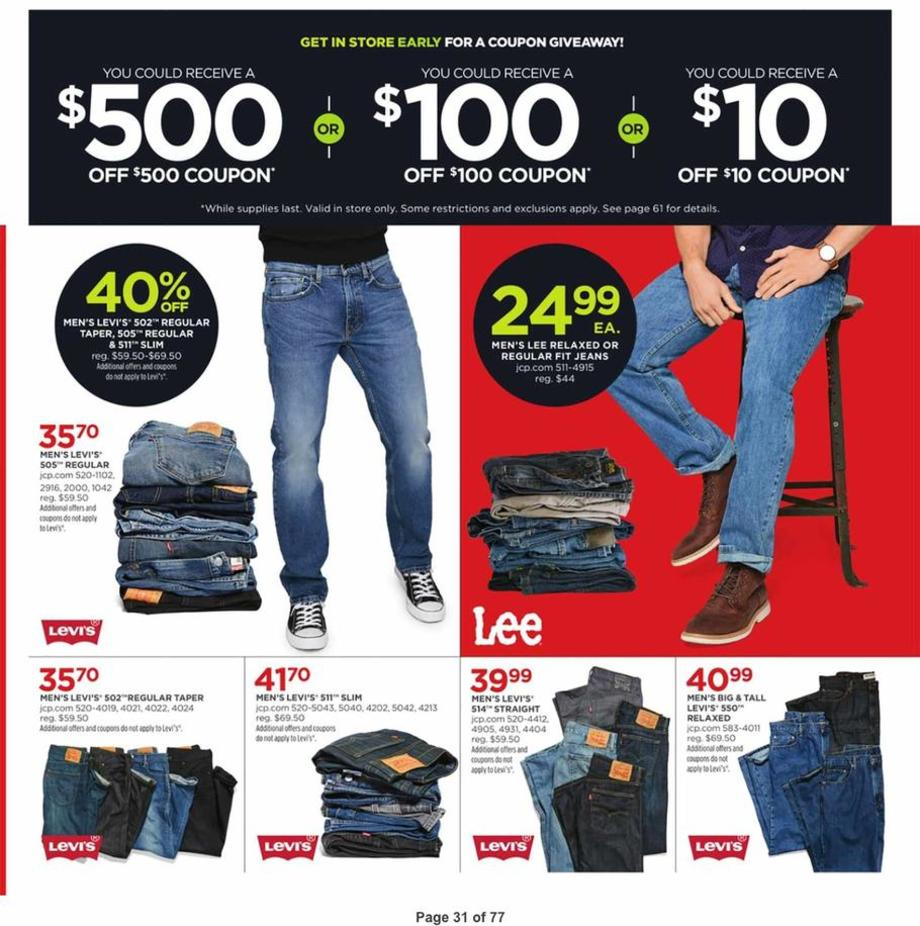 JCPenney Black Friday page 31